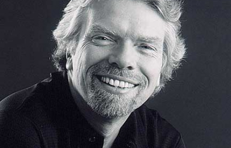 Entrepreneur Guru Sir Richard Branson