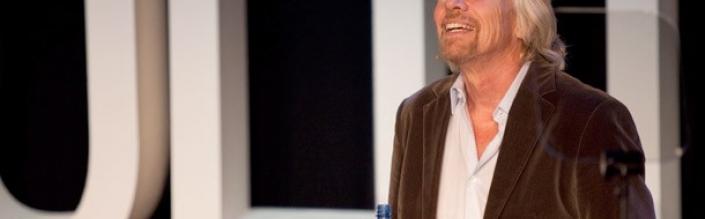 Richard Branson on Finding Funding