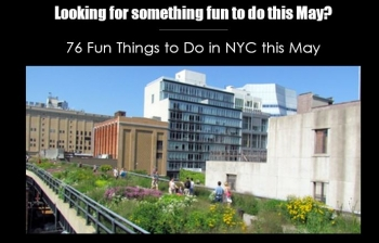 76 Fun Things To Do in NYC This Spring
